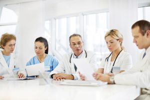 Equipe de centre de santé